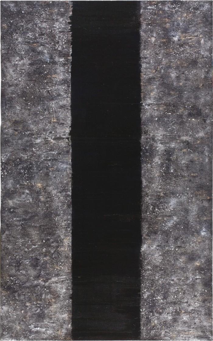 Phenomena (4), oil & mixed media on canvas, 243.84 x 152.4cm, 2013