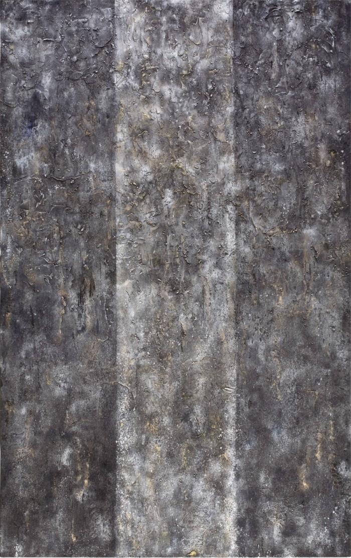 Phenomena (5), oil & mixed media on canvas, 243.84 x 152.4cm, 2013