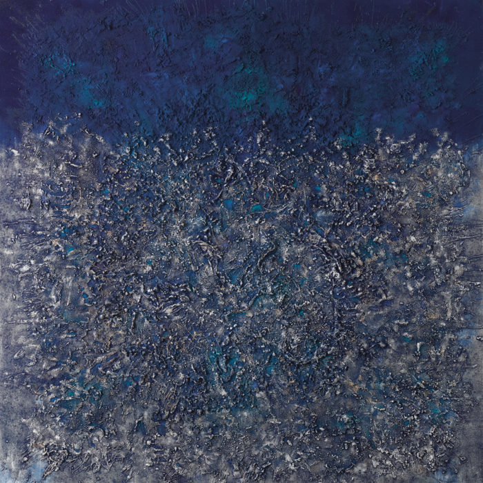 Ascension II (2016) 127cm x 127cm