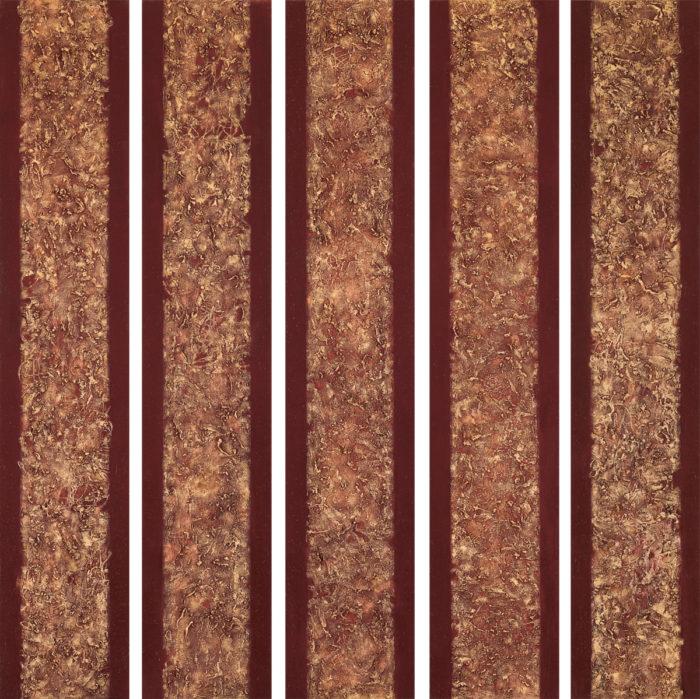 Heart Sutra (2015) 162cm x 30cm x 5