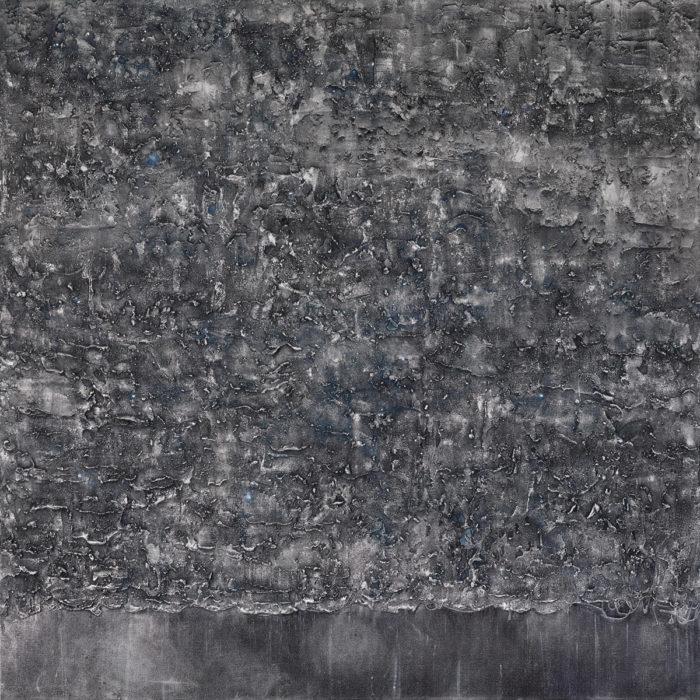 Nigredo (2016) 127cm x 127cm