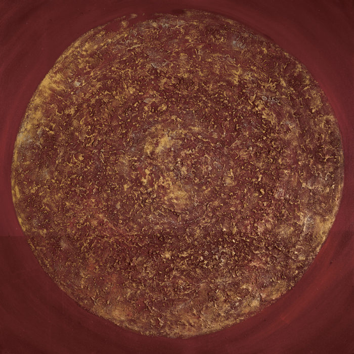 Sound Mandala (2016) 127cm x 127cm